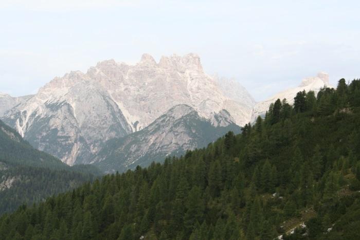 фото Альп в Auronzo di Cadore
