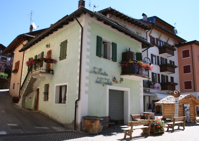 фото домов в Фолгарии Италия