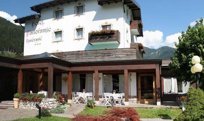 фото Hotel-Panoramic в Auronzo di Cadore