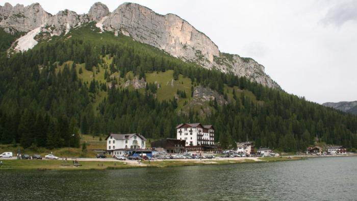 фото озера Мизурина (Misurina)