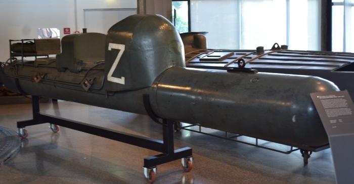 фото настоящей итальянской подводной лодки в музее Науки и техники Леонардо да Винчи