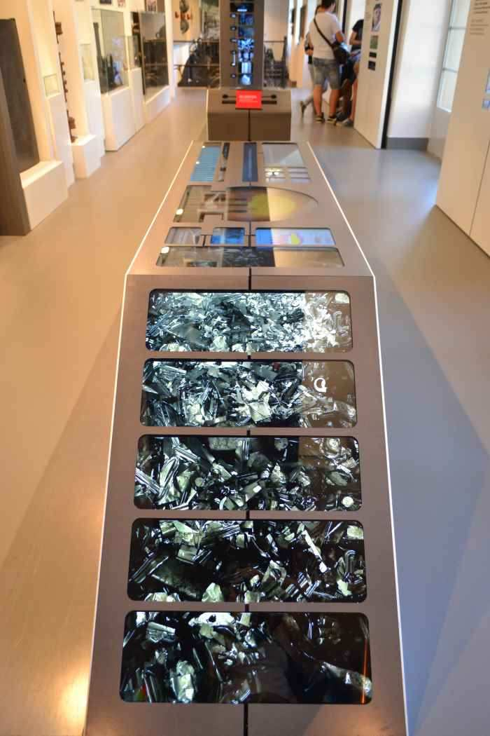 "фото действующего аппарата Национального музея науки и технологий Леонардо да Винчи""Милан"