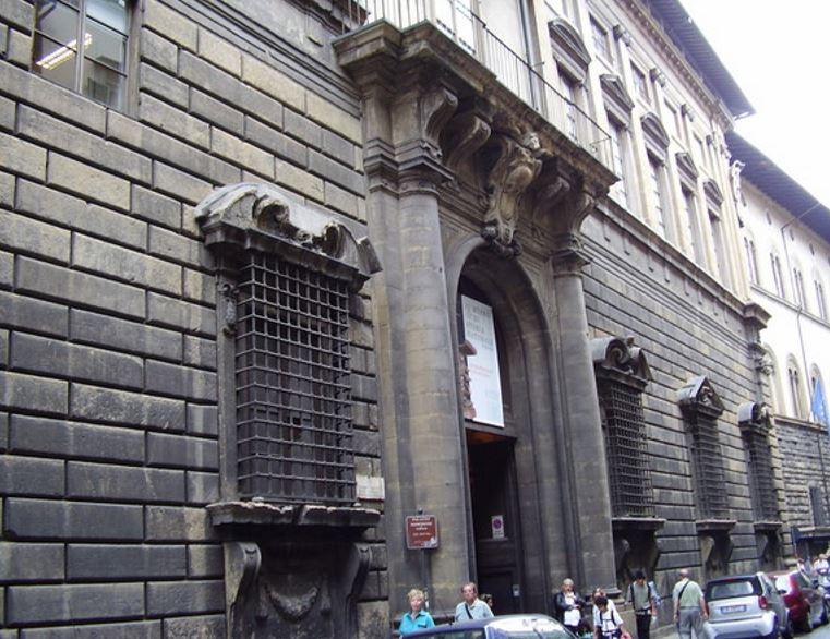 фото Palazzo Nonfinito Флоренция