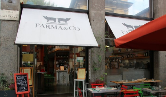 фото ресторана PARMA&CO в Милане