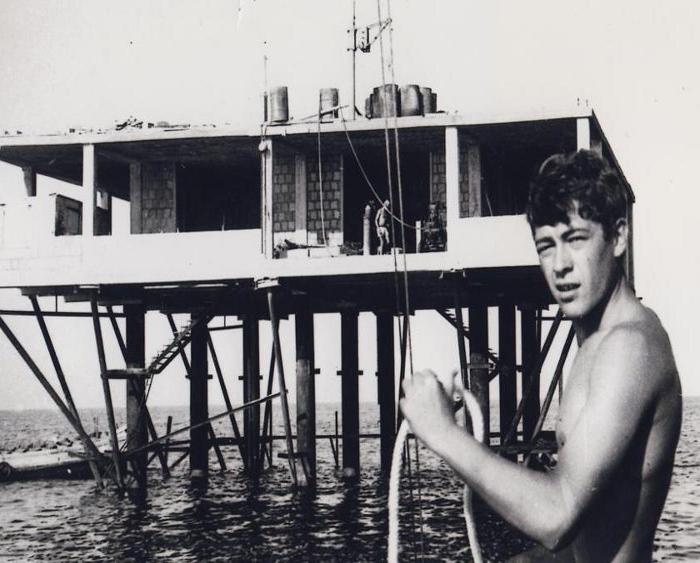 Ronny agosto 1966 - Ազատության 55 օր և 400 քմ. Ռոուզ կղզու Հանրապետություն
