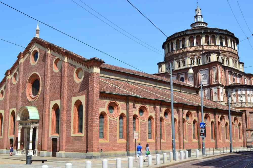 Прогулки по Милану - день третий