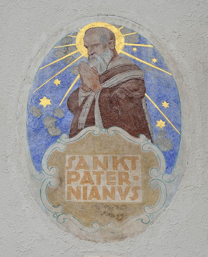 фото Святого Патерниано - покровителя города Фано
