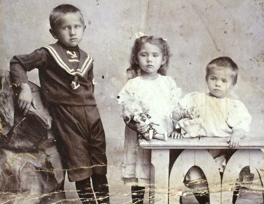 """Мои корни""- история моей семьи"