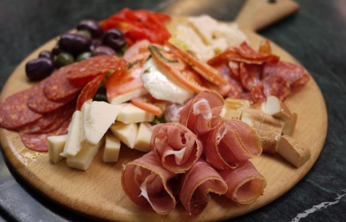 фото итальянских вкусностей