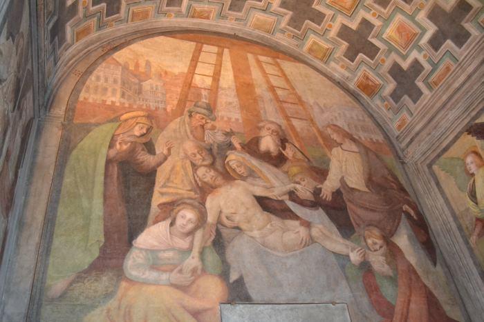 фото фреска Giambattista Tiepolo