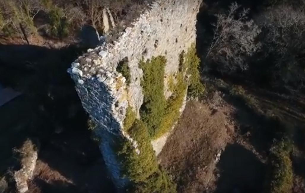 Благородные руины любимого замка кондотьеро