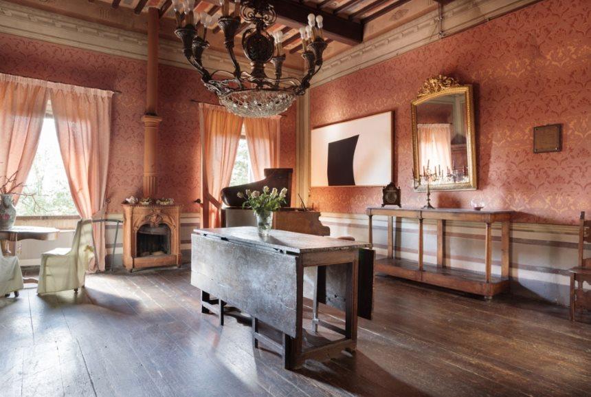 Привидение замка castello di Sorci