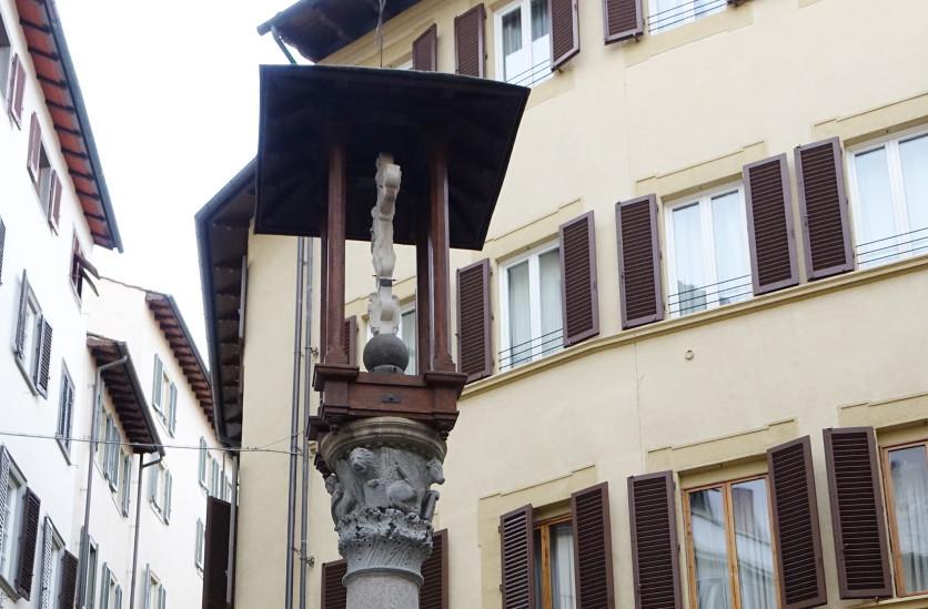 Флоренция-жемчужина Тосканы Городские легенды