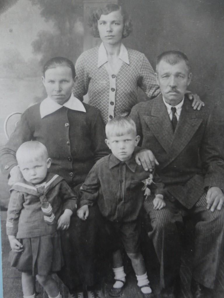 """Наши корни"" книга о моей семье"