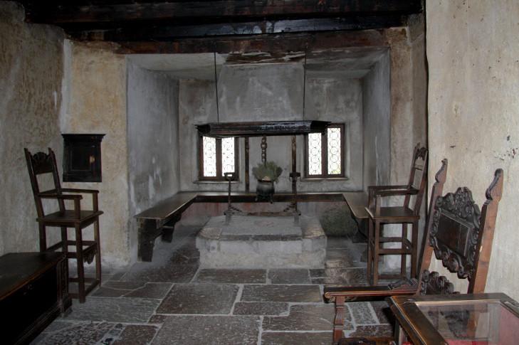 фото дома Тициана внутри