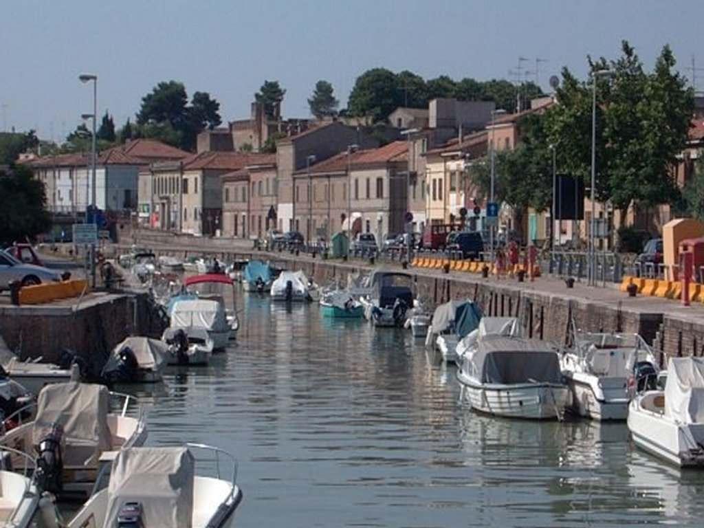 Канал, ведущий в порт