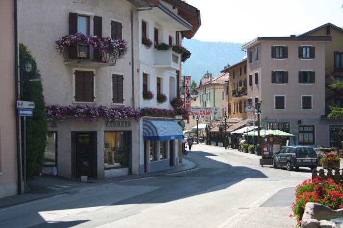 фото лето в Фолгарии Италия, Альпы