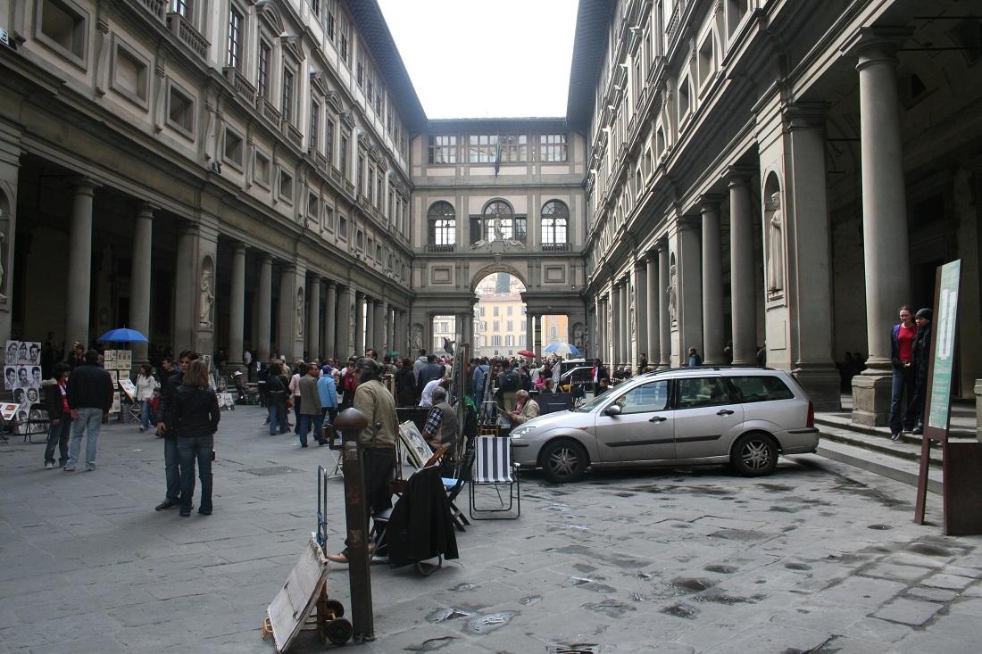 Флоренция-жемчужина Тосканы часть первая