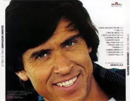 Итальянская музыка 70-х Джанни Моранди