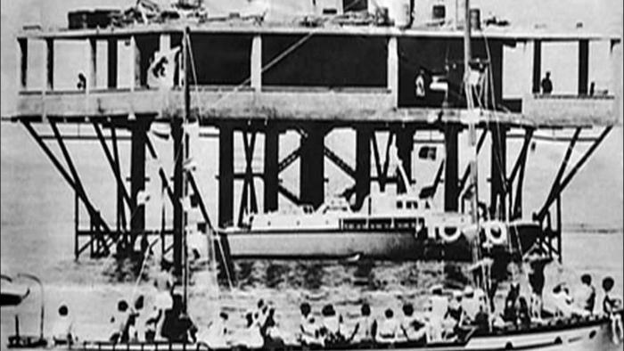 фото Острова Роз Римини, 1968 год