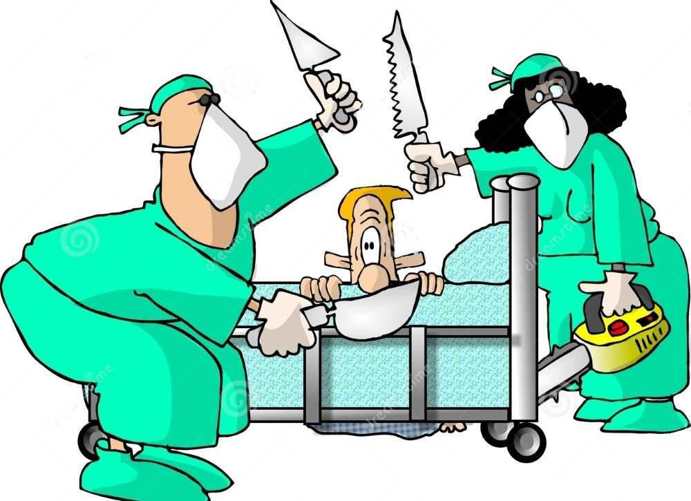 Почему я не хожу к итальянским врачам