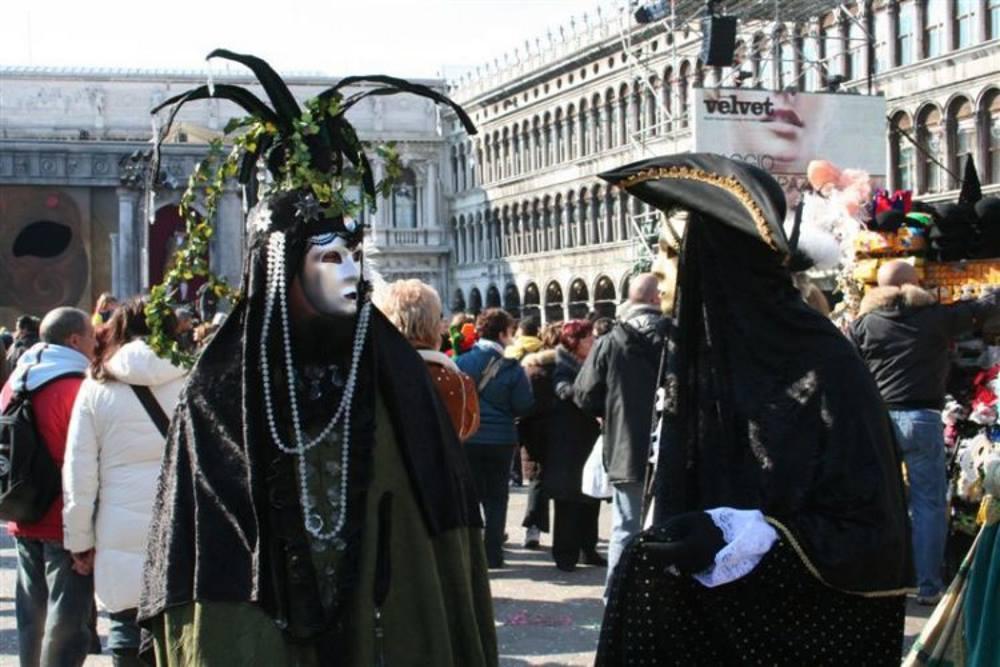 Увидеть Венецию и жить часть вторая