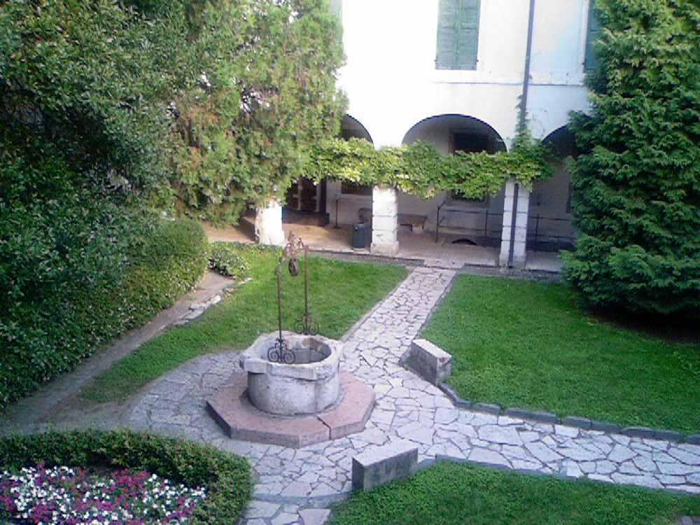 Верона - могила Джульетты