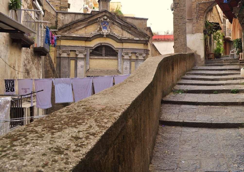 фото уголка Неаполя