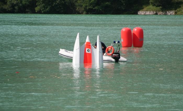 фото соревнования powerboating-Auronzo 2007 год Италия-c