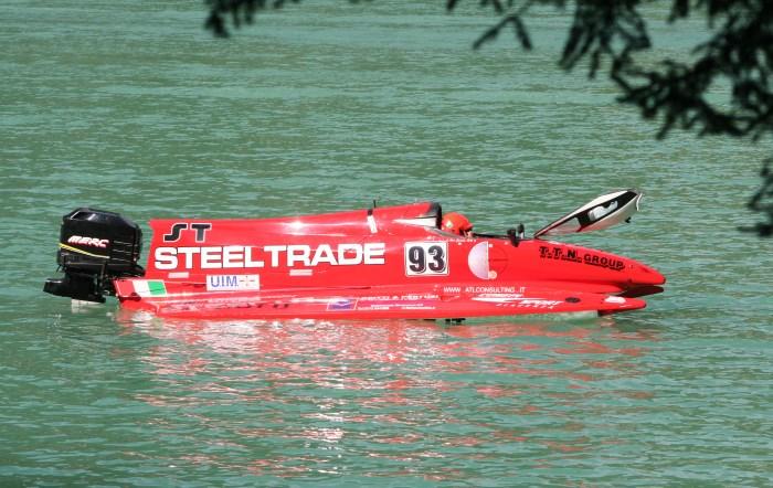 фото соревнования powerboating-Auronzo 2007 год Италия