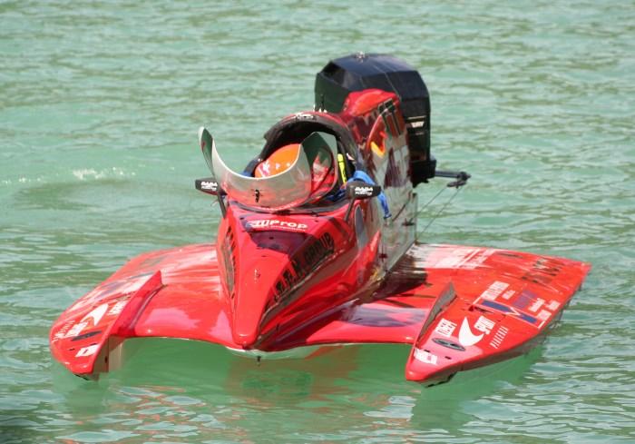 фото соревнования powerboating-Auronzo 2007 год Италия-b