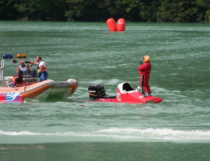 фото соревнования powerboating-Auronzo 2007 год Италия -a