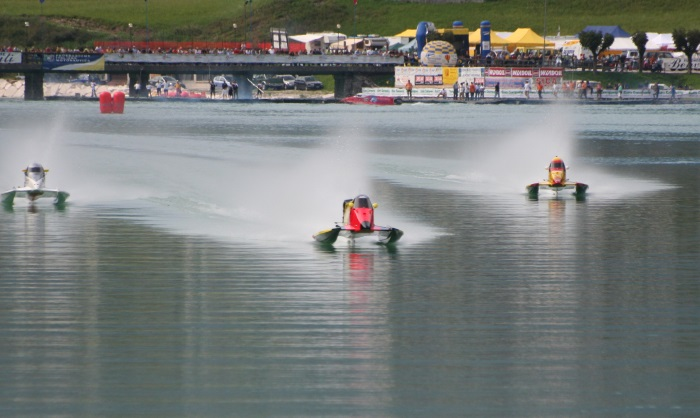 фото powerboating в Auronzo, 2007 год