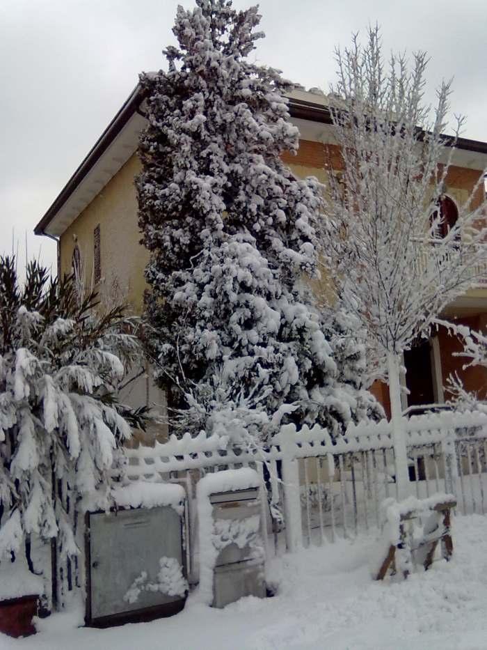 Зимой в Римини
