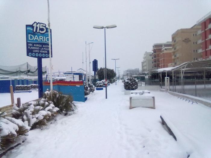 Зимой в Римини Зимой в Римини