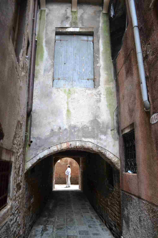 Увидеть Венецию и жить часть  первая