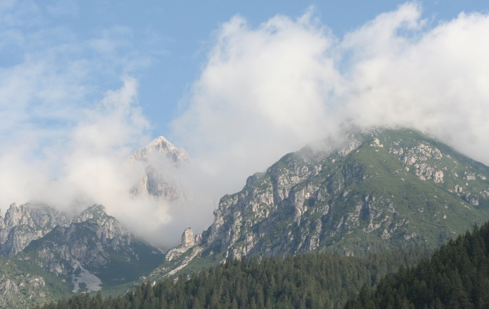 фото Альп в Ауронзо ди Кадоре