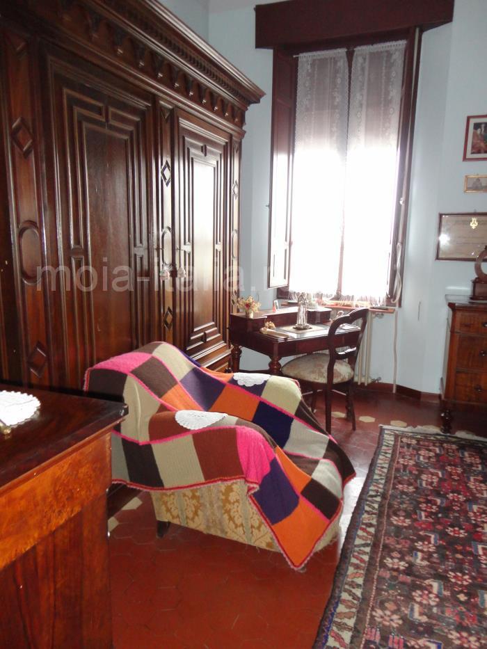 фото комнаты на вилле Муссолини